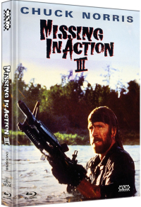 Braddock - Missing in Action III Cover B