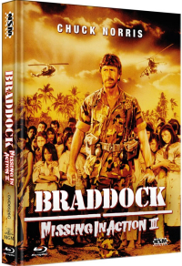 Braddock - Missing in Action III Cover C