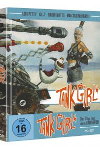 Tank Girl Cover B