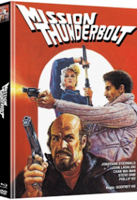 Mission Thunderbolt Cover B