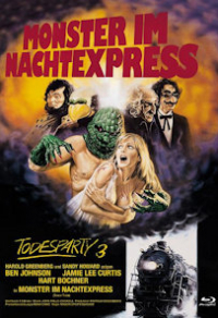 Monster im Nachtexpress Cover A