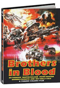 Brothers in Blood Cover A