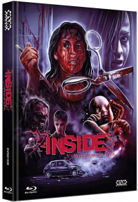 Inside - Was sie will ist in Dir Cover E