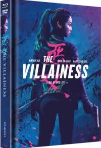 The Villainess Cover B
