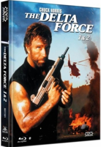 Delta Force Double Feature (Mediabook)