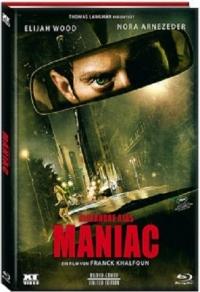 Alexandre Ajas Maniac Cover A