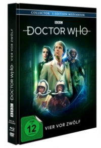 Doctor Who - Vier vor Zwölf Limited Collectors Edition