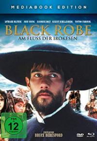 Black Robe - Am Fluss der Irokesen Limited Mediabook