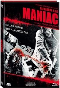 Alexandre Ajas Maniac Cover B