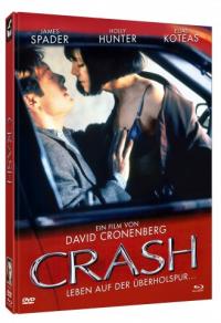 Crash Limited Mediabook