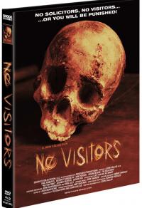 No Visitors Cover C