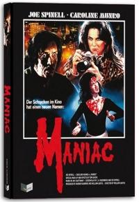 Maniac Cover B