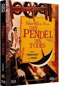 Das Pendel des Todes Cover A
