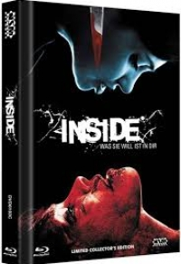 Inside - Was sie will ist in Dir Cover C