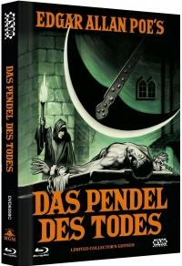 Das Pendel des Todes Cover C