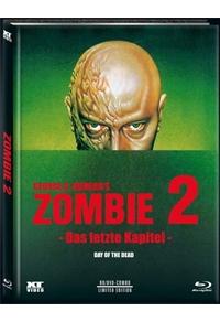 Zombie 2 - Das letzte Kapitel Cover A