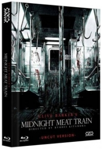 The Midnight Meat Train Cover B