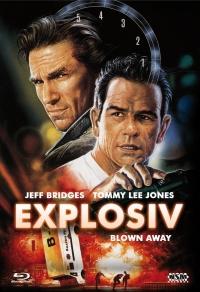 Explosiv - Blown Away Cover A