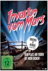 Invasion vom Mars Limited Mediabook
