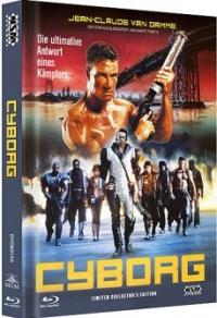 Cyborg Cover A