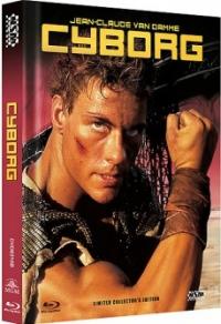 Cyborg Cover B