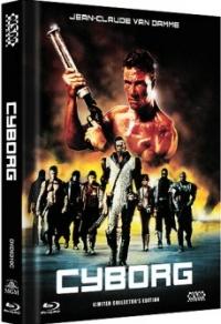 Cyborg Cover C
