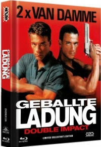Double Impact - Geballte Ladung Cover A