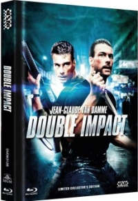 Double Impact - Geballte Ladung Cover B