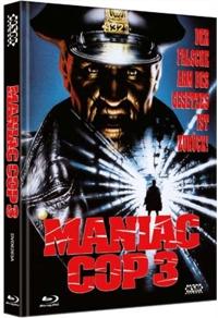 Maniac Cop 3 Cover A