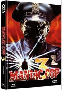 Maniac Cop 3 Cover B