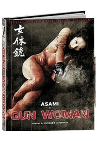Gun Woman Cover A