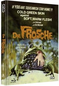Frogs - Killer aus dem Sumpf Cover A