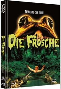 Frogs - Killer aus dem Sumpf Cover C