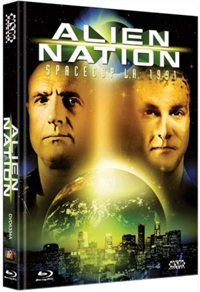 Alien Nation - Spacecop L.A. 1991 Cover A