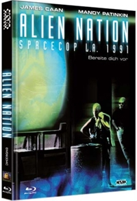 Alien Nation - Spacecop L.A. 1991 Cover C