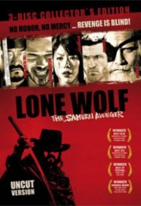 Lone Wolf - The Samurai Avenger Cover