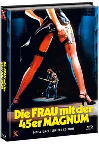 Die Frau mit der 45er Magnum Cover A
