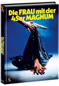Die Frau mit der 45er Magnum Cover