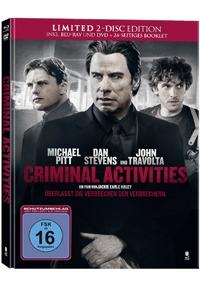 Criminal Activities Limited Mediabook