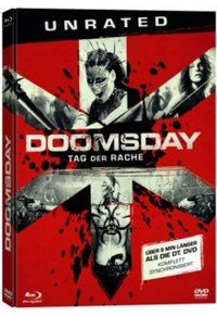 Doomsday - Tag der Rache Limited Uncut Edition
