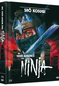 Die 1000 Augen der Ninja Cover A