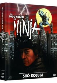 Die 1000 Augen der Ninja Cover B