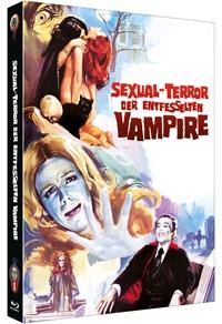 Sexual-Terror der entfesselten Vampire Cover