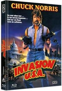 Invasion U.S.A. Cover A