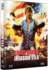 Invasion U.S.A. Cover C