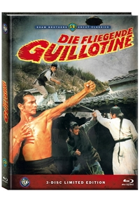 Die Fliegende Guillotine Cover A