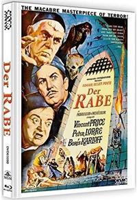 Der Rabe - Duell der Zauberer Cover B
