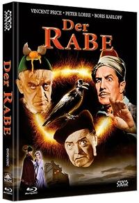 Der Rabe - Duell der Zauberer Cover C