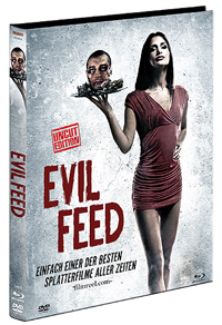 Evil Feed Cover A