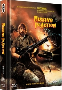 Missing in Action Cover A